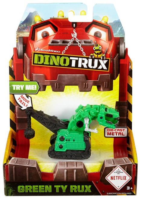 Dinotrux Green Ty Rux Diecast Figure