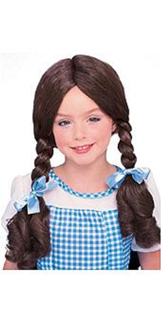 The Wizard of Oz Dorothy Wig #50862 [Child Standard]