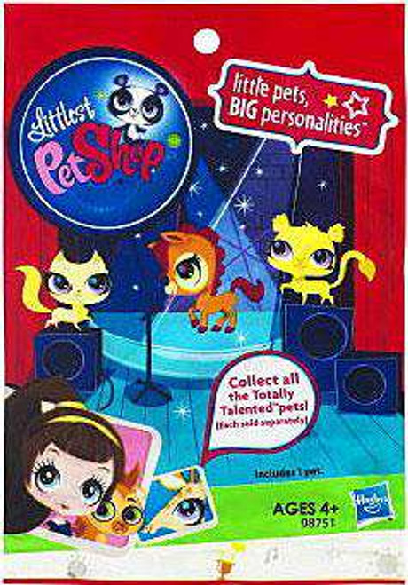 Littlest Pet Shop Totally Talented Pets Mystery Pack