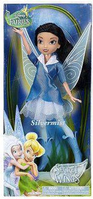 Disney Fairies Secret of the Wings Winter Fashion Silvermist 9-Inch Doll