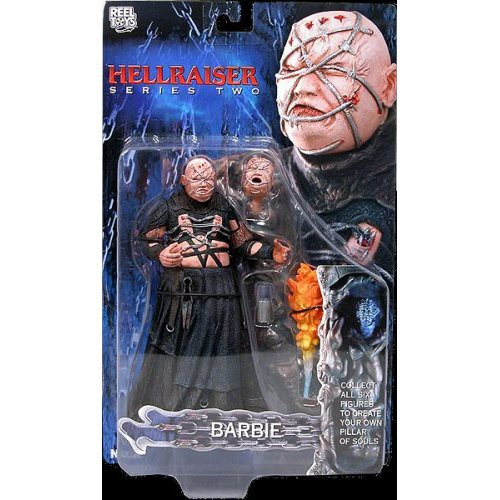 NECA Hellraiser Series 2 Barbie Action Figure