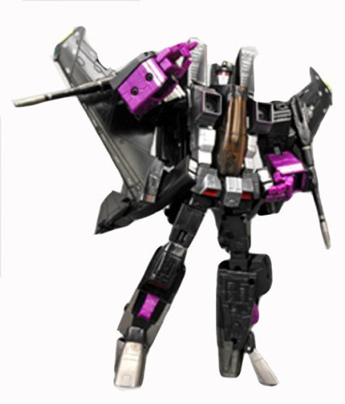Transformers Japanese Masterpiece Collection Skywarp Action Figure MP-06