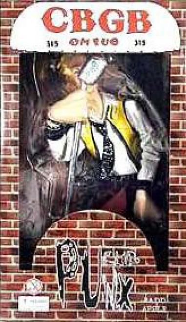 CBGB OMFUG Club Punx Badd Apple VInyl Figure