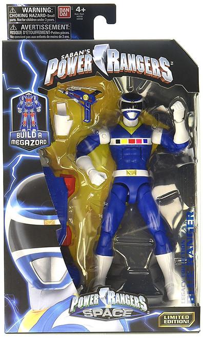 Power Rangers In Space Legacy Build A Megazord Blue Ranger Action Figure [PRIS]