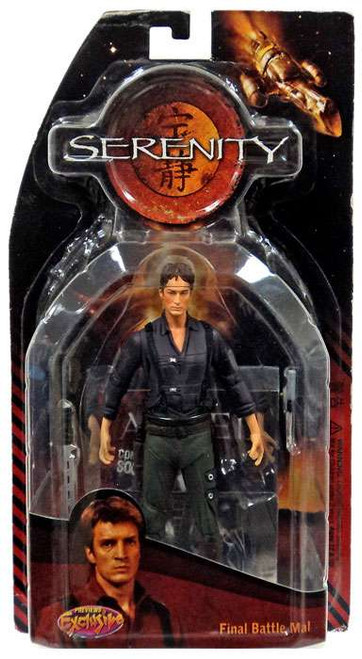Firefly Serenity Final Battle Mel Exclusive Action Figure