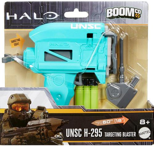 Halo BOOMco. UNSC H-295 Dart Blaster Toy