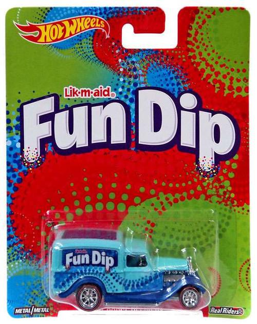 Hot Wheels Pop Culture Culture Candy Fun Dip '34 Dodge Delivery Die-Cast Car DWH20