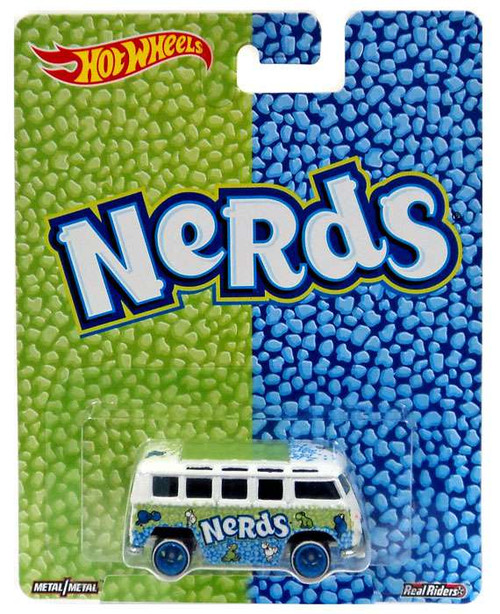 Hot Wheels Pop Culture Culture Candy Nerds Volkswagen VW Deluxe Station Wagon Diecast Car DWH19