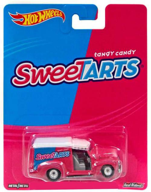 Hot Wheels Pop Culture Culture Candy Sweettarts Custom '52 Chevy Die-Cast Car DWH17