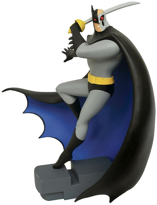 Batman The Animated Series DC Gallery Hardac 9-Inch PVC Figure Statue