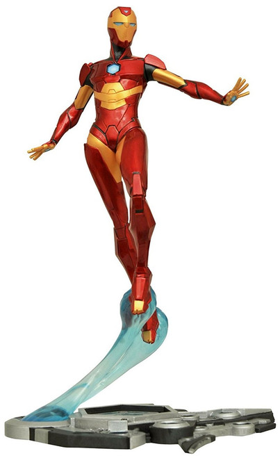 Marvel Gallery Ironheart PVC Figure Statue