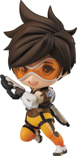 Overwatch Nendoroid Tracer Action Figure #730 [Classic Costume]