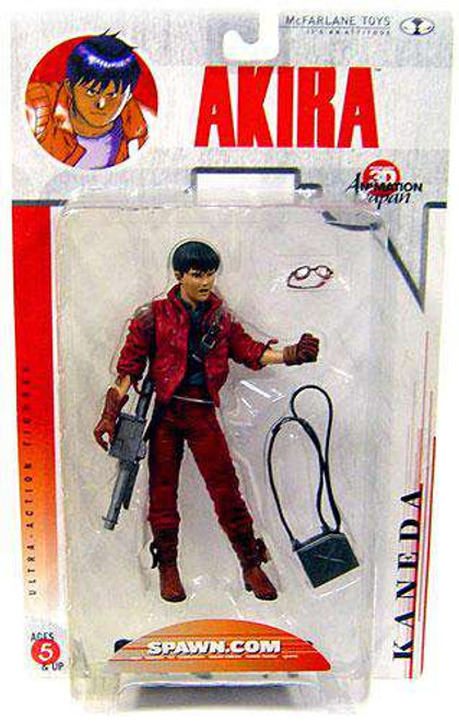 McFarlane Toys Anime Akira 3D Animation From Japan Series 1 Kaneda Action Figure