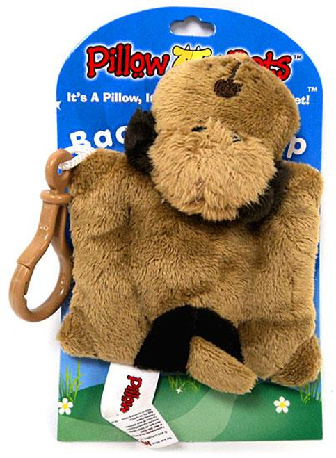 Pillow Pets Dog Backpack Clip