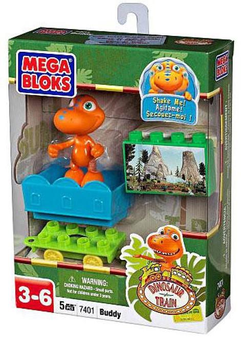 Mega Bloks Dinosaur Train Buddy Set #7401