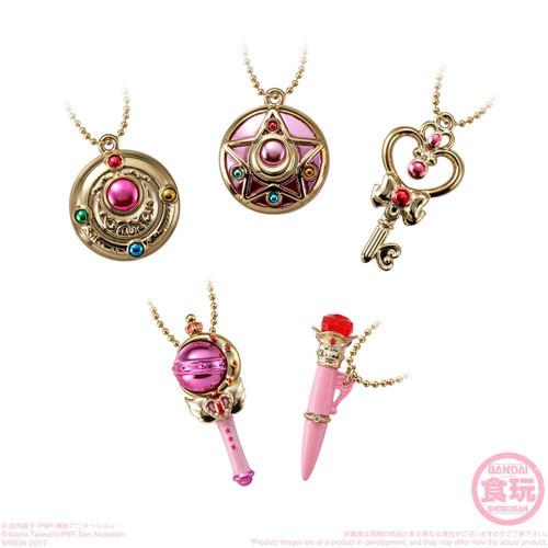 Shokugan Little Charm Sailor Moon Blind Box [10 Packs]