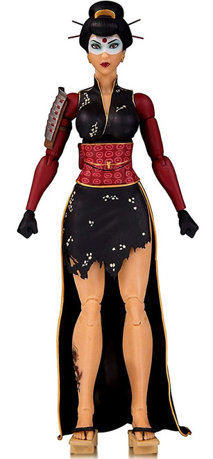 DC Bombshells Katana Action Figure