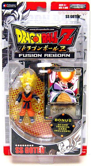 Dragon Ball Z Fusion Reborn SS Goten Action Figure