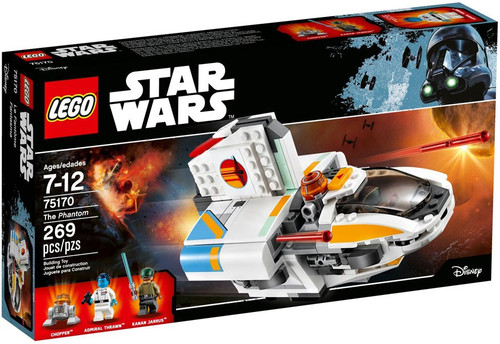 LEGO Star Wars The Phantom Set #75170