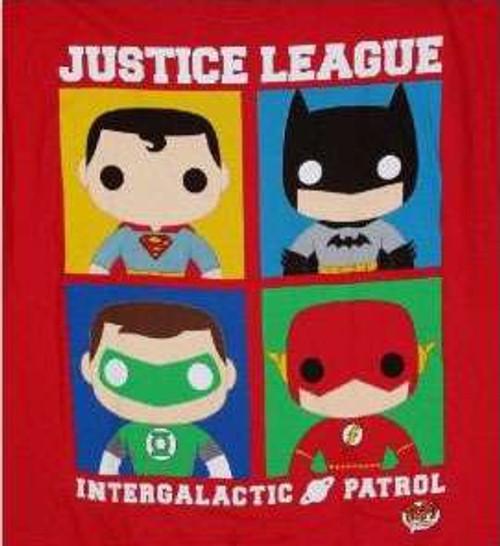 Funko DC HeroSquares T-Shirt