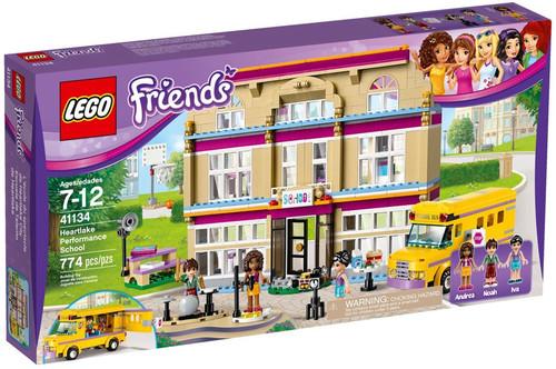 LEGO Friends Heartlake Performance School Set #41134
