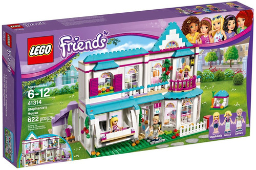 LEGO Friends Stephanie's House Set #41314