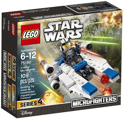 LEGO Star Wars Rebels Microfighters Series 4 U-Wing Microfighter Set #75160