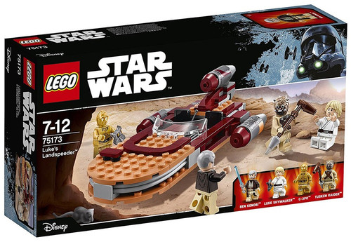 LEGO Star Wars Luke's Landspeeder Exclusive Set #75173