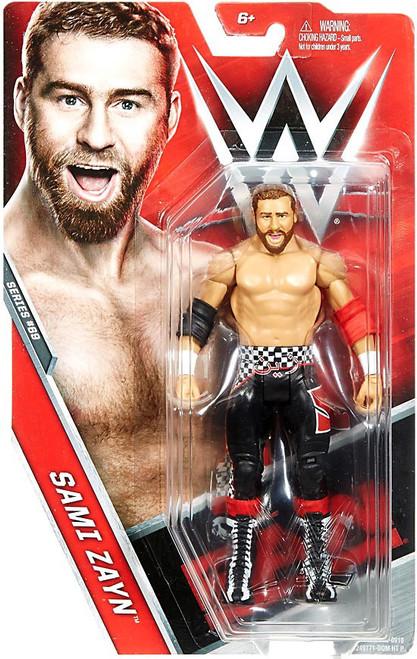 WWE Wrestling Series 69 Sami Zayn Action Figure