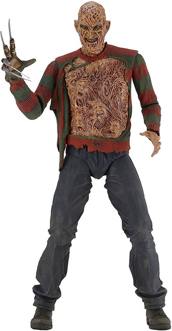 NECA Nightmare on Elm Street Part 3 Dream Warriors Quarter Scale Dream Warrior Freddy Action Figure [30th Anniversary]