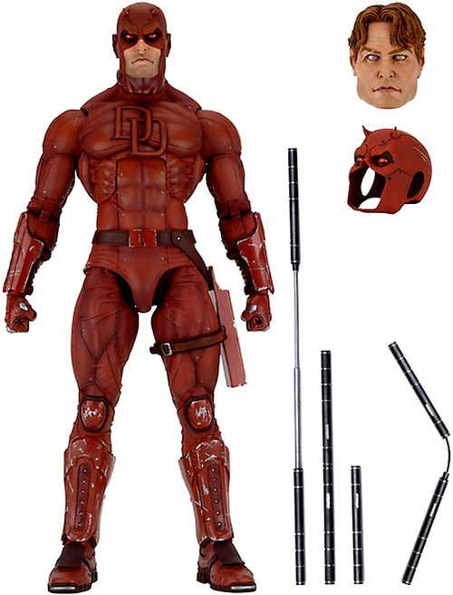 NECA Marvel Quarter Scale Daredevil Action Figure