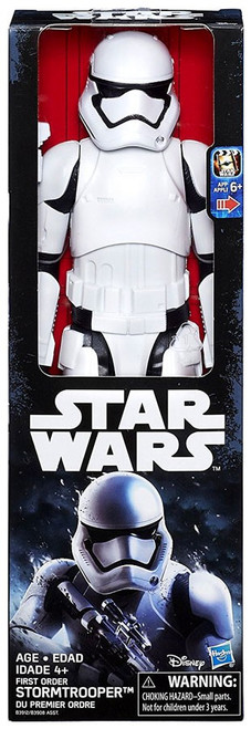 Star Wars First Order Stormtrooper Deluxe Action Figure