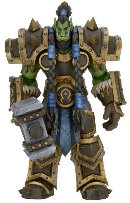 NECA Heroes of the Storm World of Warcraft Thrall Action Figure