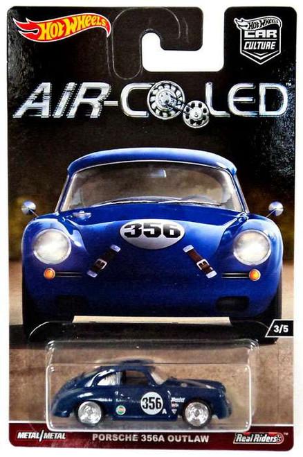 Hot Wheels Car Culture Air-Cooled Porsche 356A Outlaw Die-Cast Car #3/5