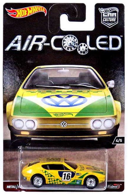 Hot Wheels Car Culture Air-Cooled Volkswagen SP2 Diecast Car #4/5