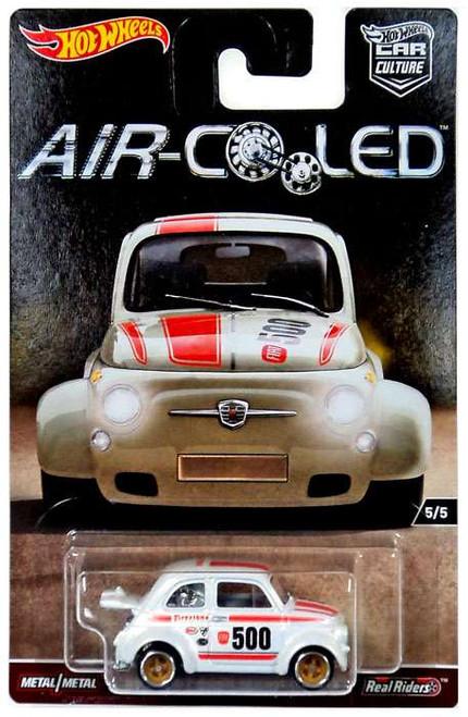 Hot Wheels Car Culture Air-Cooled 60's Fiat 500D Modificado Diecast Car #5/5