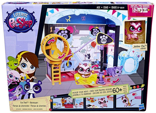 Littlest Pet Shop Fun Park Playset