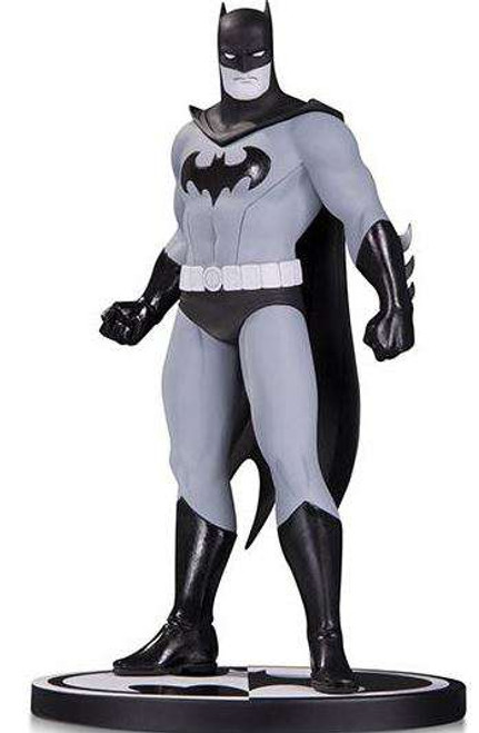 Black & White Batman Statue [Amanda Conner]