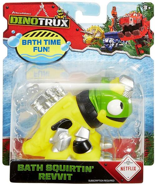 Dinotrux Bath Squirtin' Revvit