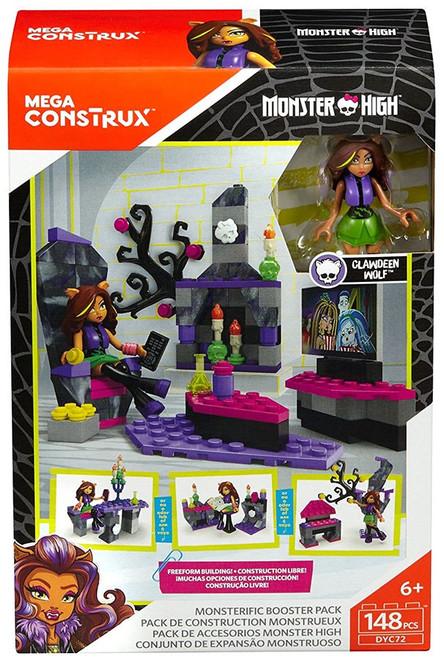 Monster High Monsterific Booster Pack