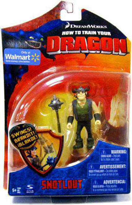 How to Train Your Dragon Snotlout Exclusive Action Figure [Loose]