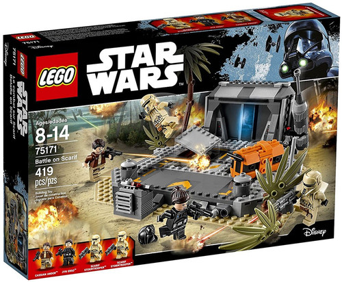 LEGO Star Wars Battle on Scarif Set #75171