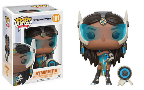 Funko Overwatch POP! Games Symmetra Vinyl Figure #181