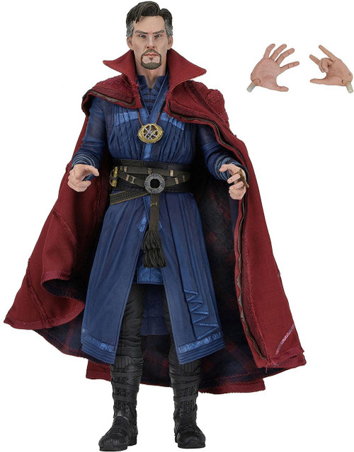 NECA Marvel Quarter Scale Doctor Strange Action Figure