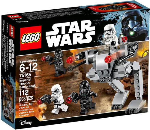 LEGO Star Wars Imperial Trooper Battle Pack Set #75165