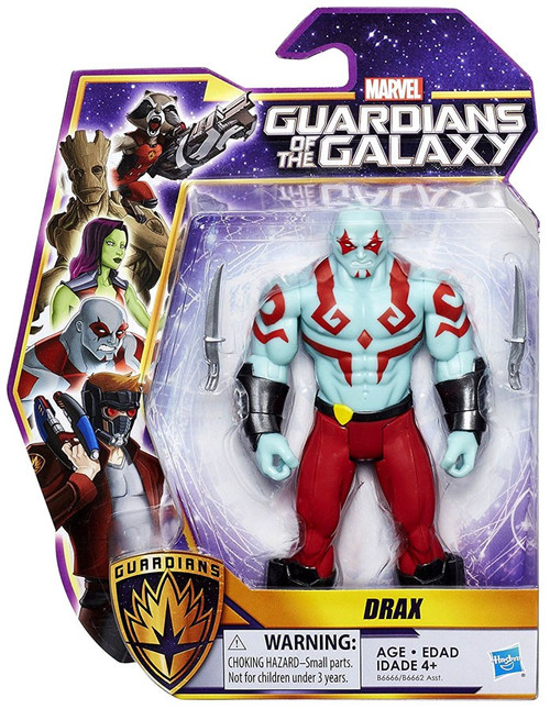 Marvel Guardians of the Galaxy Drax Action Figure