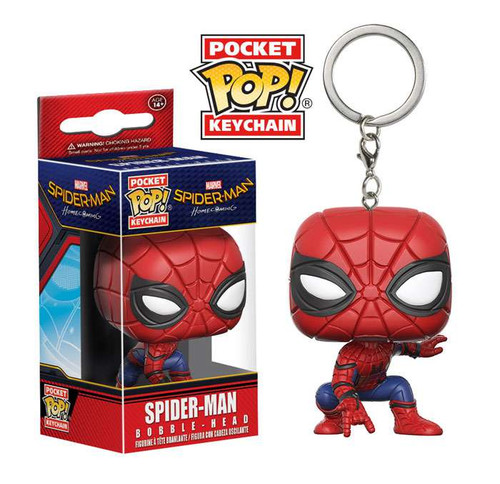 Funko Spider-Man: Homecoming POP! Marvel Spider-Man Keychain [Homecoming]