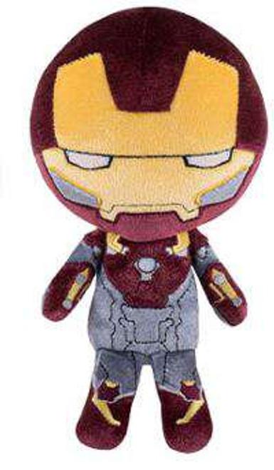 Funko Marvel Spider-Man: Homecoming Hero Iron Man Plush