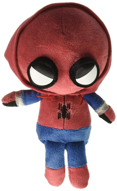 Funko Marvel Spider-Man: Homecoming Hero Spider-Man Plush [Homemade Suit]
