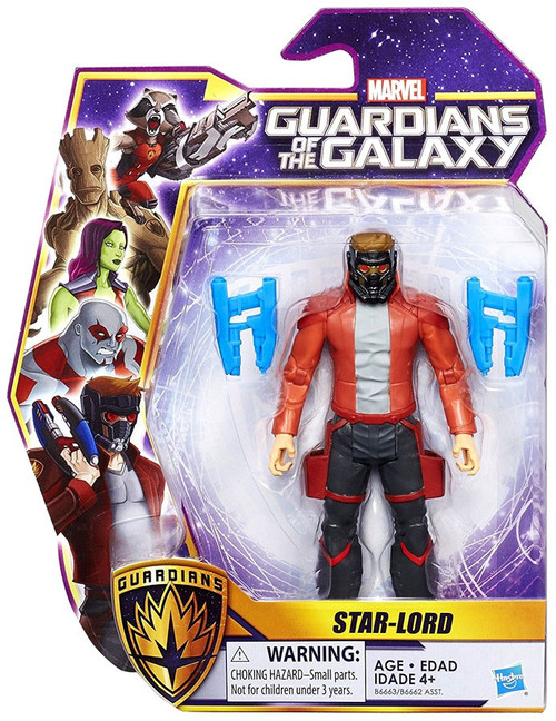 Marvel Guardians of the Galaxy Star-Lord Action Figure